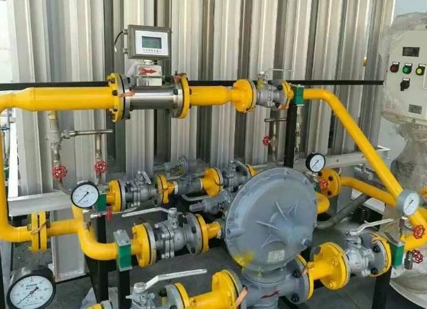 镀xin管用于煤气管道