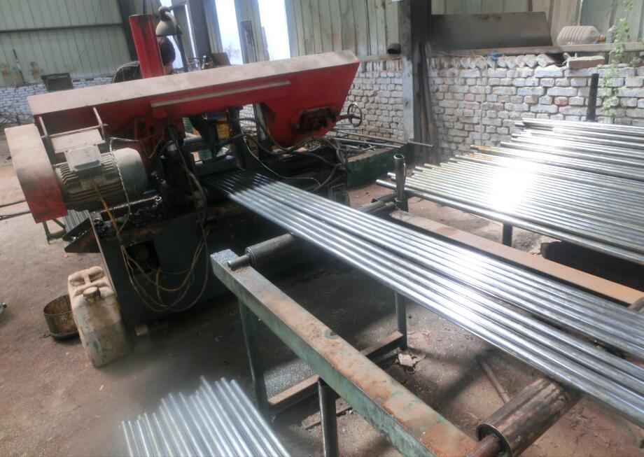 精密钢管生产zhong